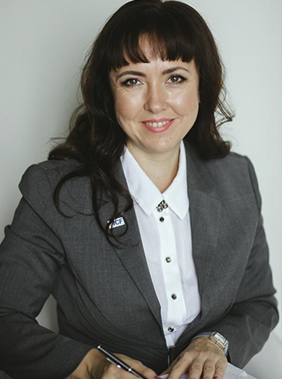 Вероника Водохлебова. Сертифицированный коуч Международной Федерации Коучинга