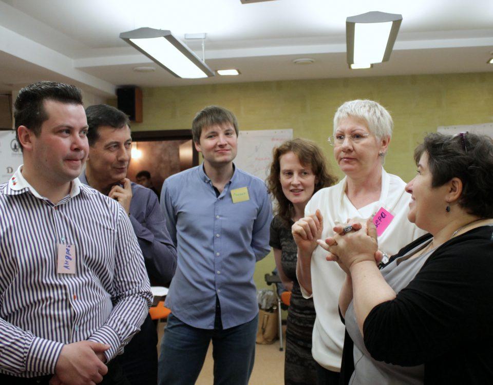 Обучение коучингу в Нижнем Новгороде. Преподаватель Анна Блинова