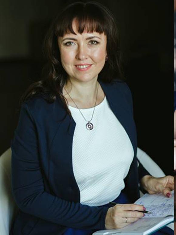 Вероника Водохлебова. Сертифицированный коуч